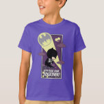 Chibi Batman - Let's Fight Crime Together T-Shirt