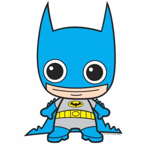 Chibi Batman Photo Cutout Zazzle