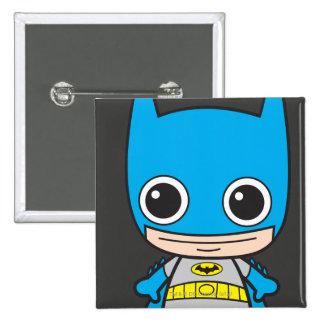 Chibi Batman Pinback Button