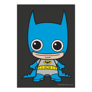 Chibi Batman Posters