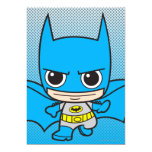 Chibi Batman Running Card