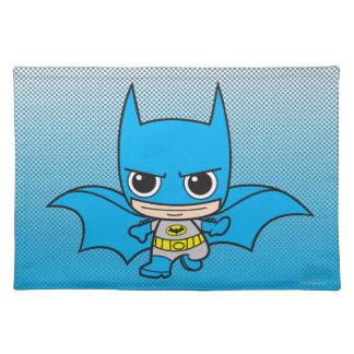 Chibi Batman Running Placemat