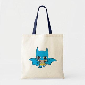 Chibi Batman Running Tote Bag