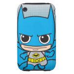 Chibi Batman Running Tough iPhone 3 Case