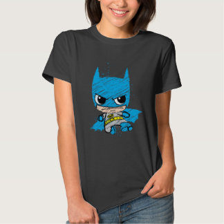 Chibi Batman Sketch Shirt