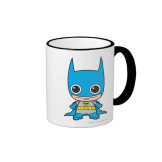 Chibi Batman Taza De Dos Colores