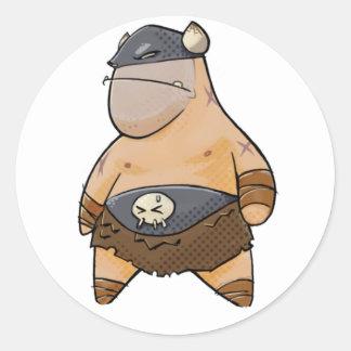 Chibi Battle Berzerker Balto Stickers