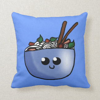 Chibi Bowl of Pho Pillow