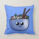 Chibi Bowl of Pho Pillow