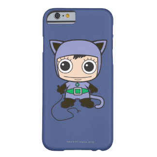 Chibi Cat Woman Barely There iPhone 6 Case