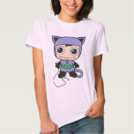 Chibi Cat Woman Shirt