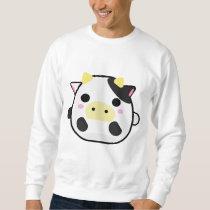 Chibi Cow Sweatshirt