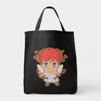 Chibi Cupid Tote Bags