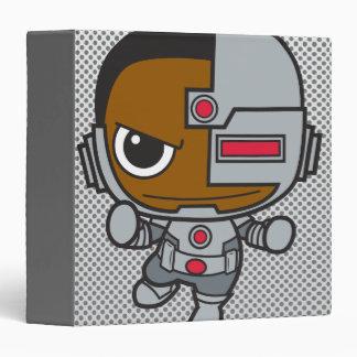 Chibi Cyborg Binder