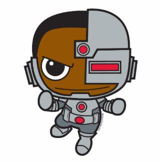 Chibi Cyborg Cutout