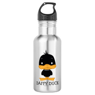 Chibi DAFFY DUCK™ Stainless Steel Water Bottle