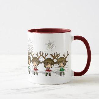 Chibi Deer All Mug