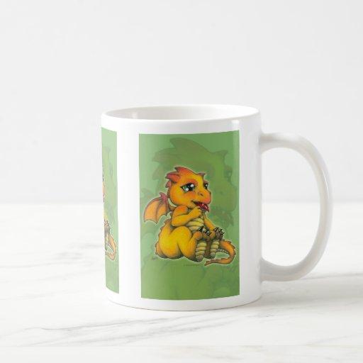 Chibi Dragon Coffee Mug