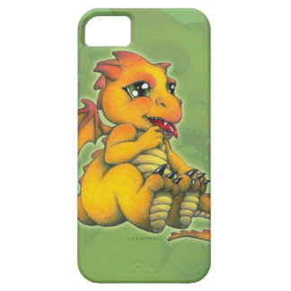 Chibi Dragon iPhone SE/5/5s Case