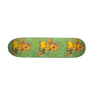 Chibi Dragon Custom Skate Board