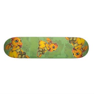 Chibi Dragon Skate Deck