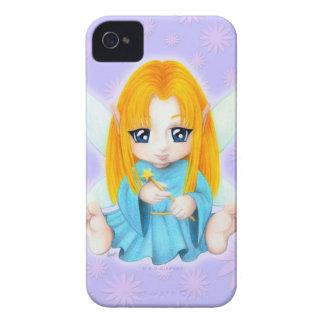 Chibi Faery iPhone 4 Case-Mate Case