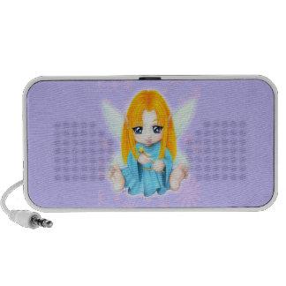 Chibi Faery Notebook Speaker