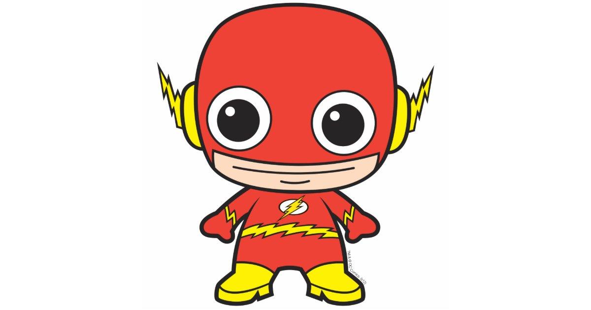 Chibi Flash Statuette Zazzle