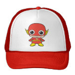 Chibi Flash Trucker Hats