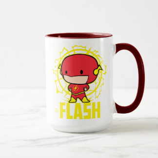 Chibi Flash With Electricity Mug