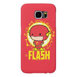 Chibi Flash With Electricity Samsung Galaxy S6 Case