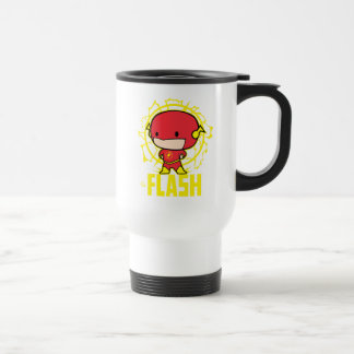 Chibi Flash With Electricity Travel Mug