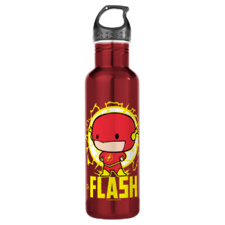 Chibi Flash With Electricity Water Bottle
