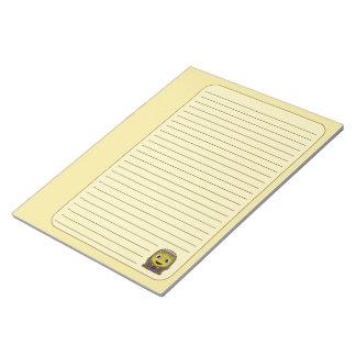 Chibi Golden Sphinx Memo Note Pad