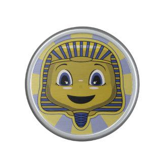 Chibi Golden Sphinx Speaker