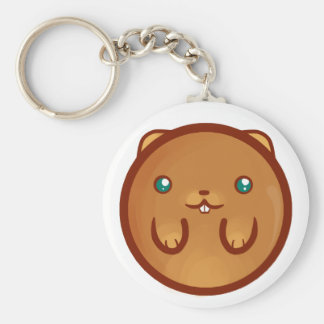 Chibi Hamster Key Chain