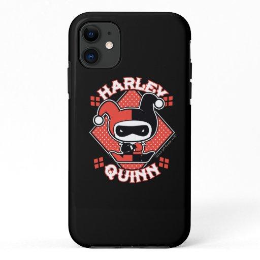 Chibi Harley Quinn Splits iPhone 11 Case