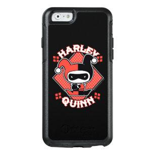 Chibi Harley Quinn Splits OtterBox iPhone 6/6s Case