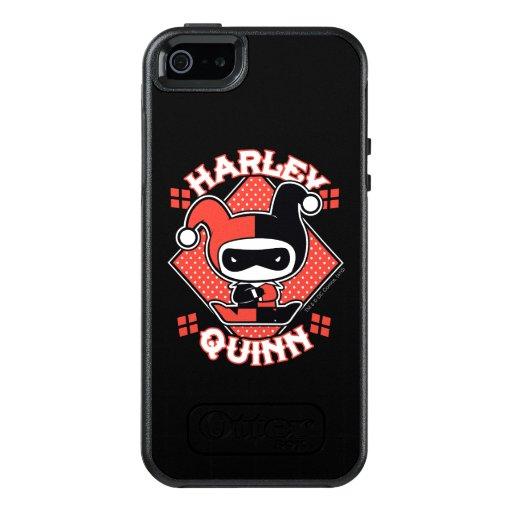Chibi Harley Quinn Splits OtterBox iPhone 5/5s/SE Case