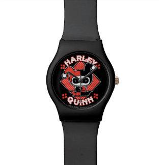 Chibi Harley Quinn Splits Watch