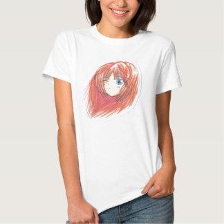 Chibi Head-Harumi T Shirts
