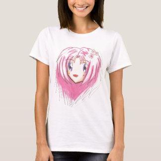 Chibi Head Mio T-Shirt