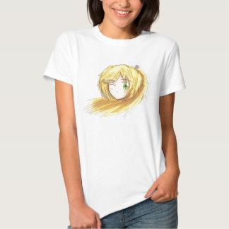 Chibi Head- Ran Shirt