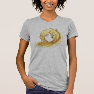Chibi Head- Ran T-Shirt Tank Top
