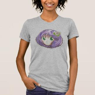 Chibi Head Yuriko T-Shirt Tank Top