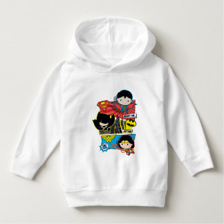Chibi Heroes Ready For Action! Hoodie