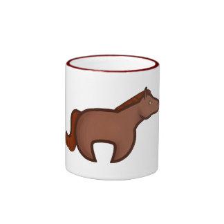 Chibi Horse Mug