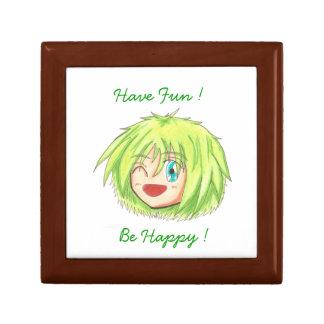 Chibi Izumi 'Be Happy' Gift Box