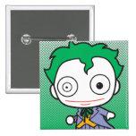 Chibi Joker 2 Inch Square Button