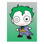 Chibi Joker Postcard